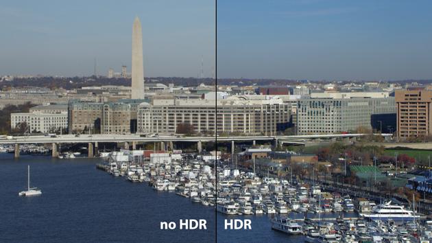 DC HDR compare 630