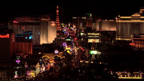 RC-FH097-001 -  Las Vegas Boulevard at night