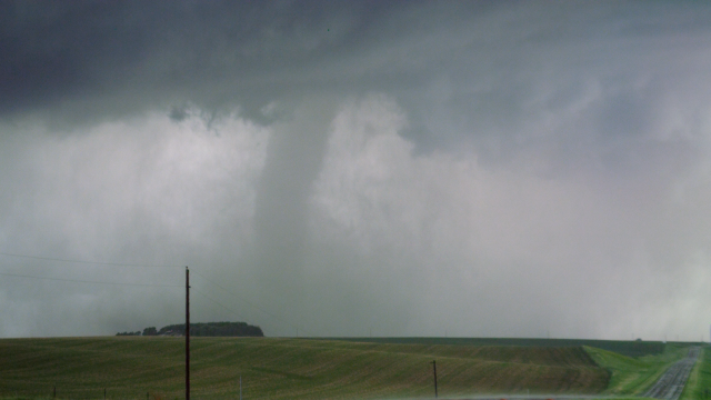 Northern most Pilger Tornado on our first stop.