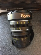 Veydra camera lense