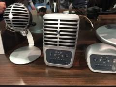 Shure Retro Microphones